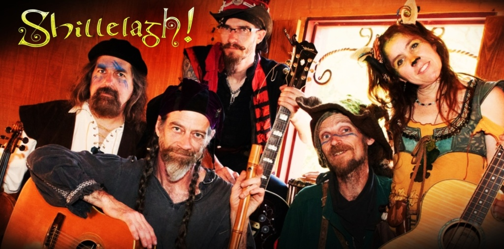 the band Shillelagh! plays Texas Celtedelic music